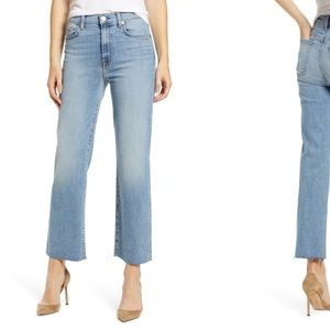 7 For All Mankind Cropped Alexa